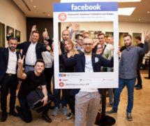 aip krakow ramka facebook instagram do promocji fanpage do zdjec na targi konkurs instaframe produkcja sklep online dsnstudio