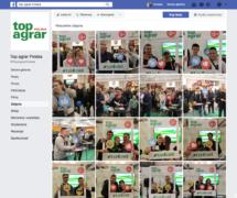 foto ramki na eventy targo topagrar społecznosciowe produkcj