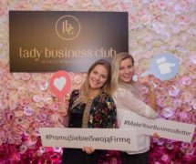 lady business awards ramka facebook instagram na eventy fotoramki chmurki tekstowe emotki do zdjęć sklep online gadzety na eventy