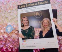 lady business awards ramka facebook instagram na eventy fotoramki chmurki tekstowe emotki do zdjęć sklep online polaroid na targi impreza firmowa