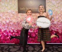 lady business awards ramka facebook instagram na eventy fotoramki chmurki tekstowe emotki do zdjęć sklep online drukarnia produkcja warszawa impreza firmowa