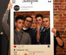 osnowa fundacja gdzie kupic famke instagram facebook foto ramki do zdjęć selfie marketing bezpośredni promocja wydarzenia nietuzinkowe imprezy