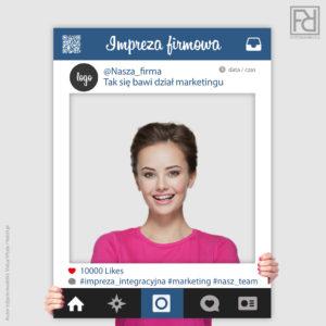 ramki ramka facebook instagram ramka-spolecznosciowa_impreza_firmowa_fotoramka