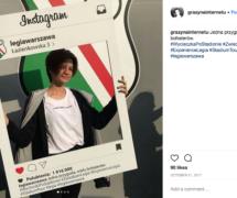 legia warszawa ramka fotoramki ramkifoto ramki selfie wycieczka po stadionie instagram fotoframe insta frame lazienkowska