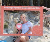 fundacja Aurea ramka do zdjęć produkcja promocja wydarzenia ramki foto do zdjęć na event