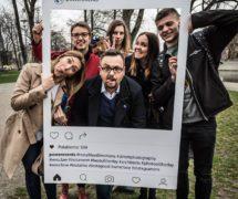 powerevents nietypowe rekwizyty jak wypromować miasto Wrocław marketing bezpośredni ramkifoto społecznowe