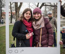 social frame insta fb youtube powerevents akcja miejsca fotoramki ramkifoto produkcja sklep drukarnia gdzie kupić ramkę do zdjęć na event imprezę
